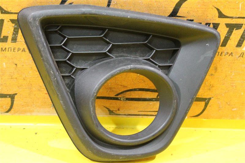 Накладка противотуманной фары Mazda Cx-5 1 2011 передняя правая