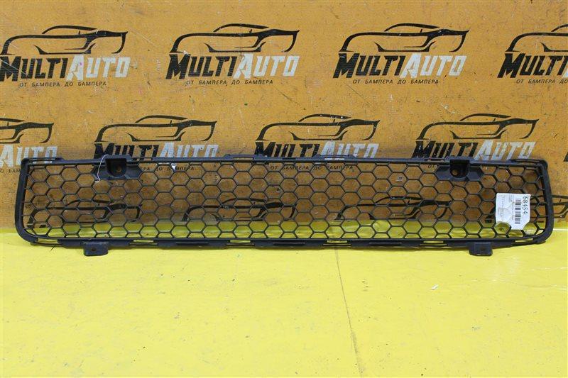 Решетка радиатора Mitsubishi Lancer 10 2011 передняя нижняя