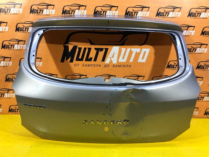 Крышка багажника Renault Sandero 2 2013