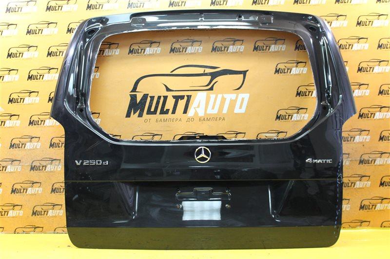 Крышка багажника Mercedes V-Classe W447 2014