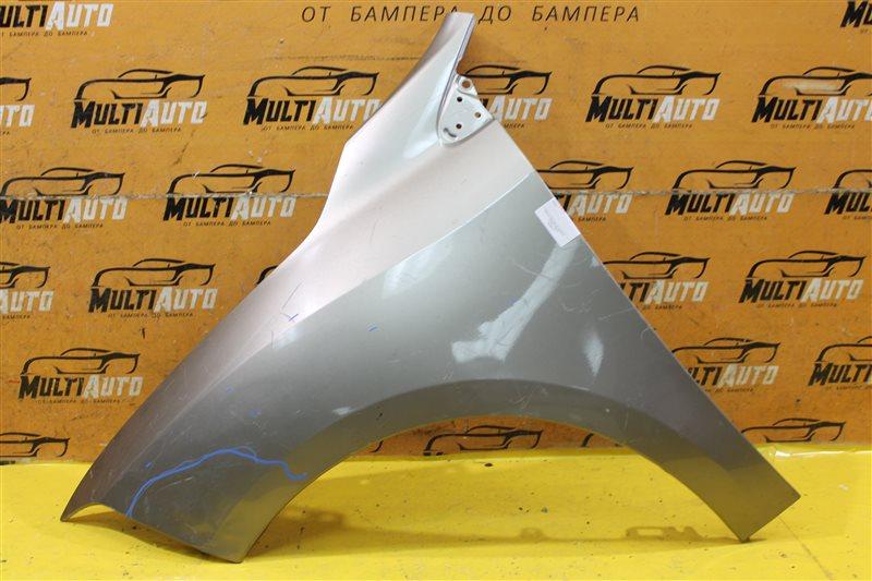 Крыло Renault Megane 3 2008 переднее левое