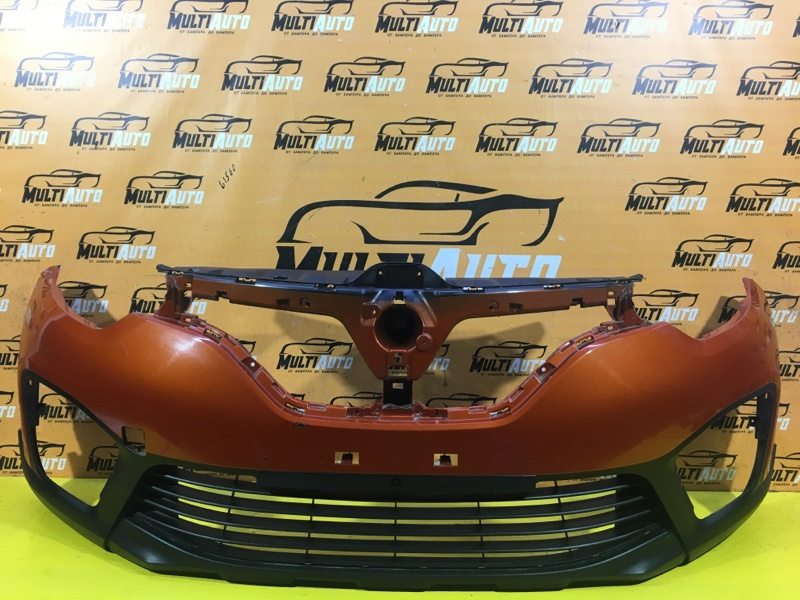 Бампер Renault Kaptur 1 2016 передний