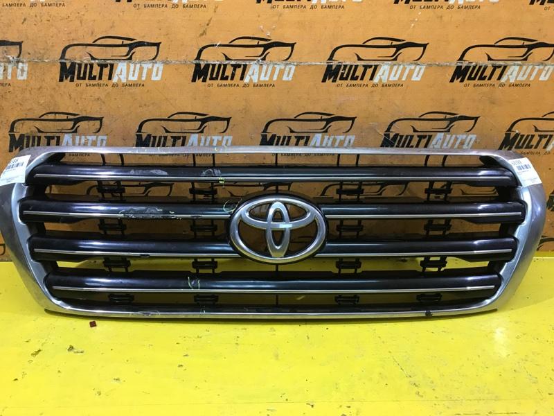 Решетка радиатора Toyota Land Cruiser 200 2007 передняя