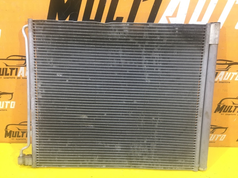 Радиатор кондиционера Bmw X5 E70