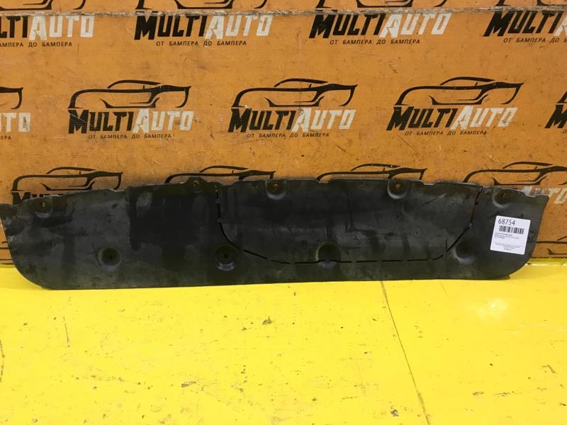 Пыльник бампера Bmw 6 Series G32 GT 2017 задний