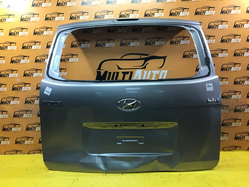 Крышка багажника Hyundai Grand Starex H1 2015