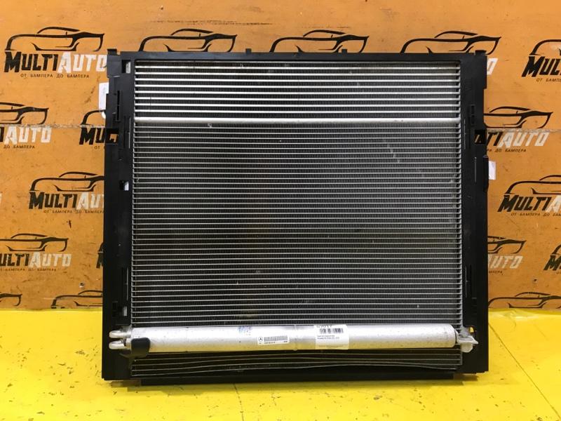 Радиатор кондиционера Mercedes Ml W166 2011