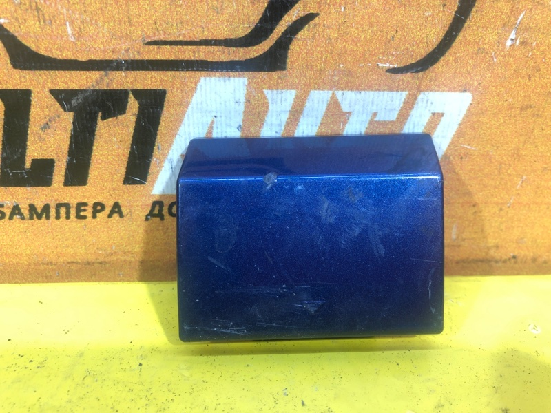 Заглушка бампера Bmw X5 G05 2018 задняя