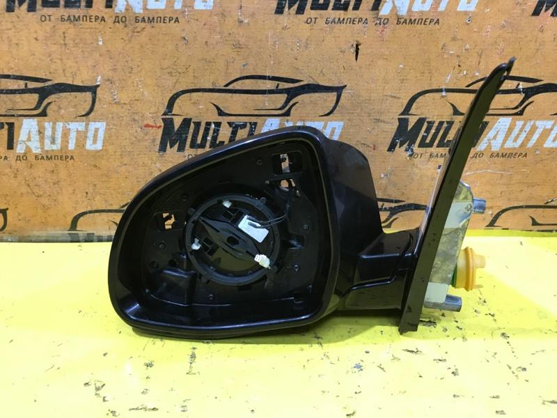 Зеркало Bmw X5 F15 2013 переднее левое