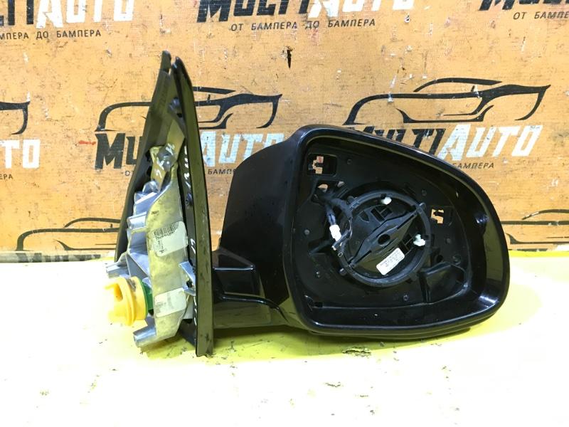 Зеркало Bmw X5 F15 2013 переднее правое