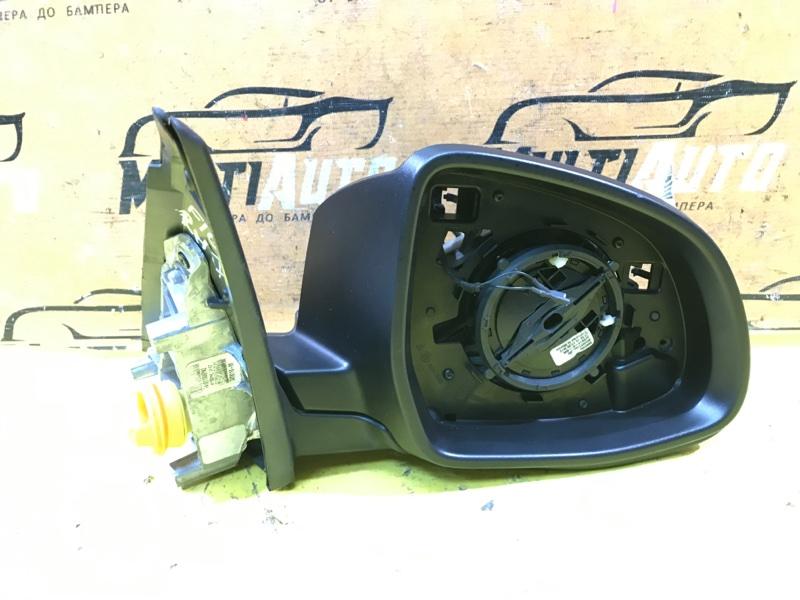 Зеркало Bmw X6 F16 2014 переднее правое