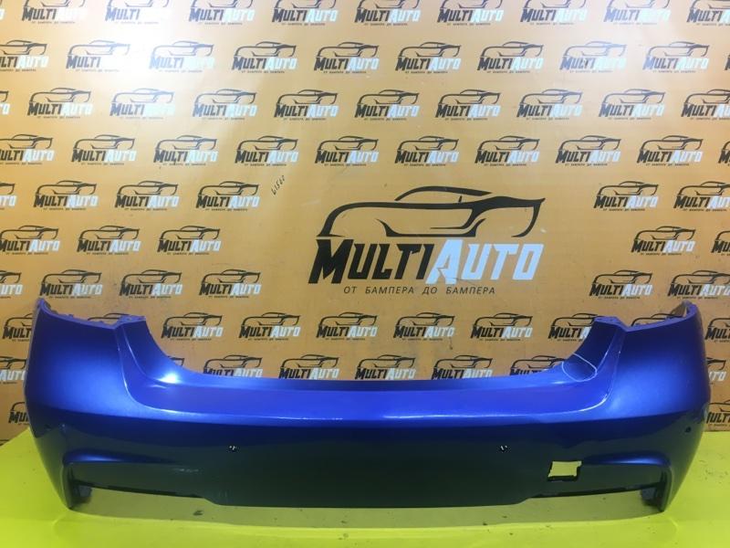 Бампер Bmw 3 Series F30 2012 задний