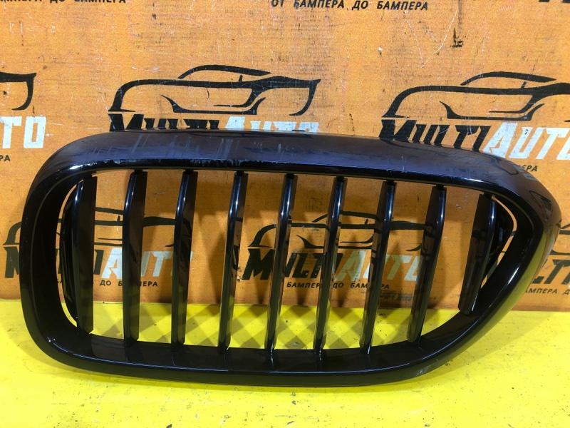 Решетка радиатора Bmw 5 Series G30 2016 передняя левая