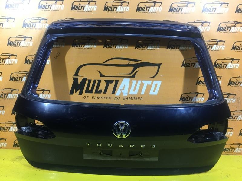 Крышка багажника Volkswagen Touareg 3 2018