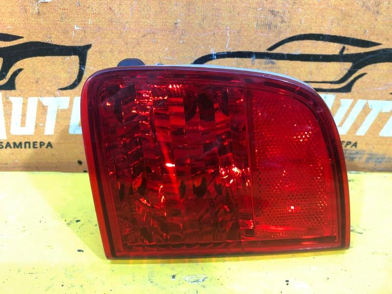 Фонарь противотуманный Toyota Land Cruiser 200 2012 задний правый