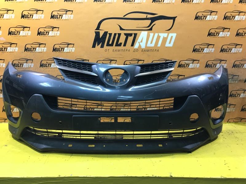 Бампер Toyota Rav4 CA40 2013 передний
