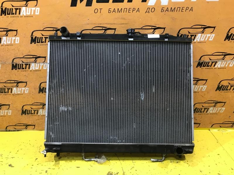 Радиатор основной Mitsubishi Pajero 4 2006