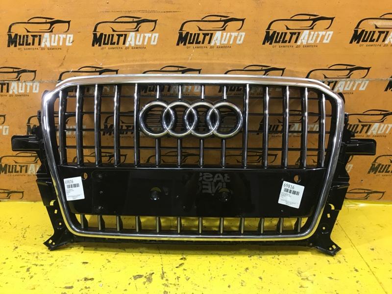 Решетка радиатора Audi Q5 8R 2012