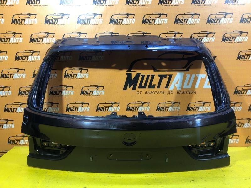 Крышка багажника Bmw X5 F15 2013