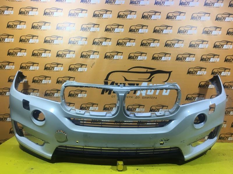 Бампер Bmw X5 F15 2013 передний