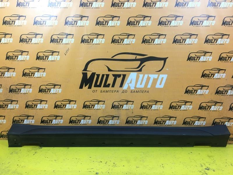 Накладка порога Hyundai Tucson 3 2015 правая