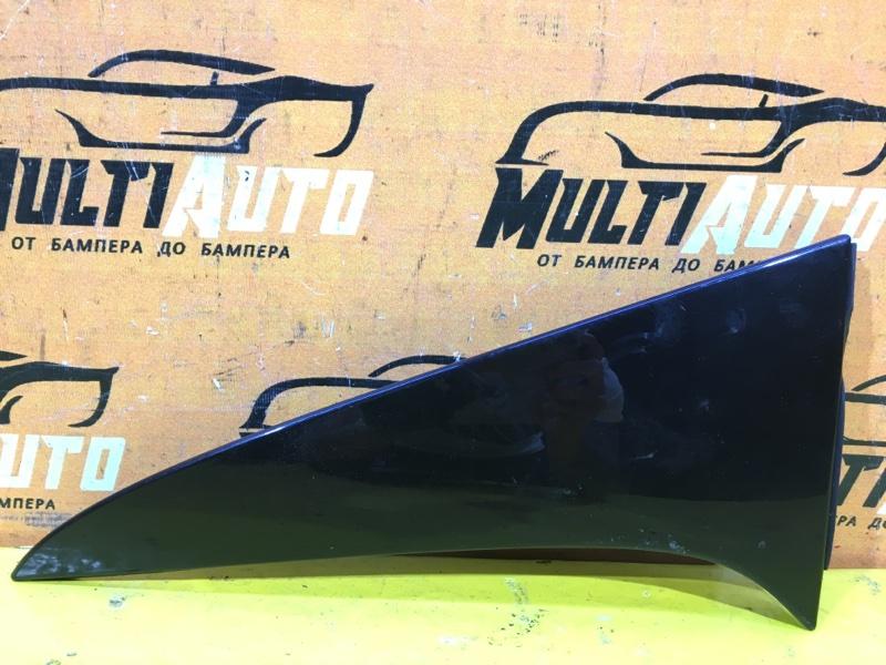 Накладка двери Bmw X5 F15 2013 задняя левая