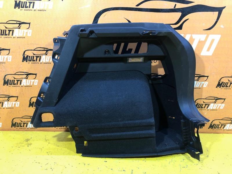 Обшивка багажника Volkswagen Tiguan 2 2016 задняя правая