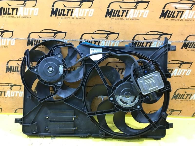 Диффузор радиатора Volvo Xc60 1 2008