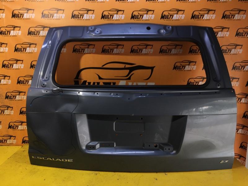 Крышка багажника Cadillac Escalade 4 2014