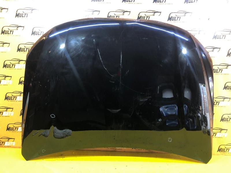 Капот Mitsubishi Pajero Sport 3 2015