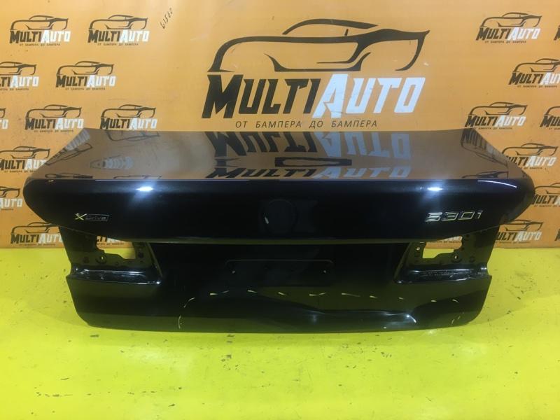 Крышка багажника Bmw 5 Series G30 2016