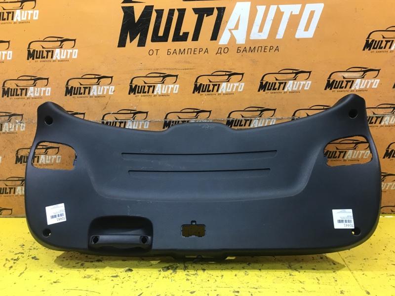 Обшивка крышки багажника Hyundai Santa Fe 3 2012