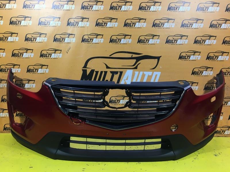 Бампер Mazda Cx-5 1 2011 передний