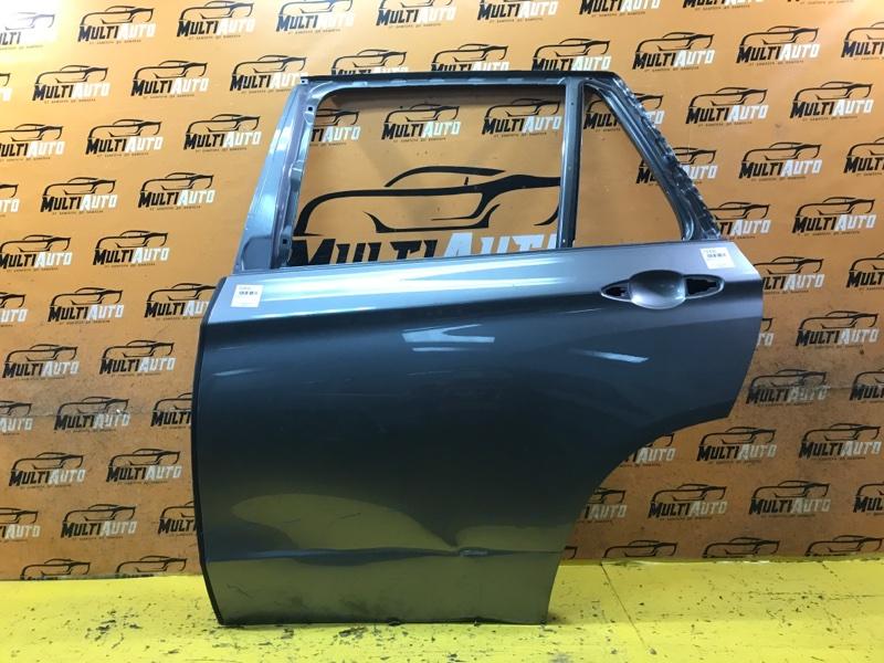 Дверь Bmw X5 F15 2013 задняя правая