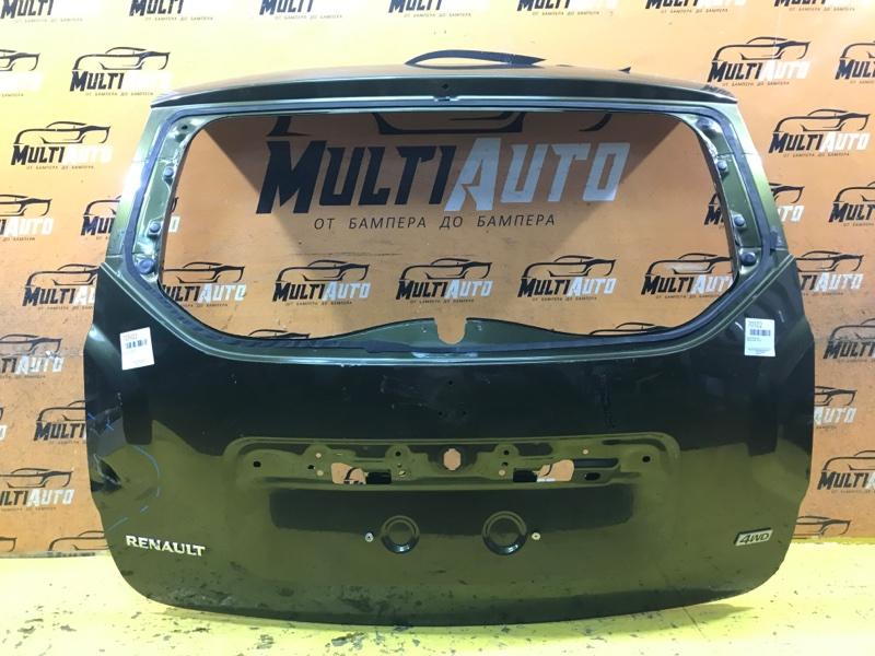 Крышка багажника Renault Duster 1 2010