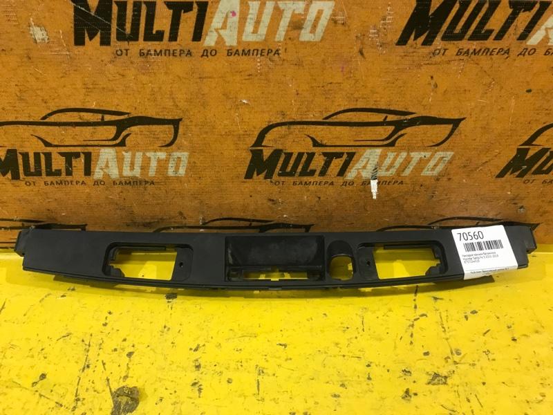 Накладка крышки багажника Hyundai Santa Fe 3 2015