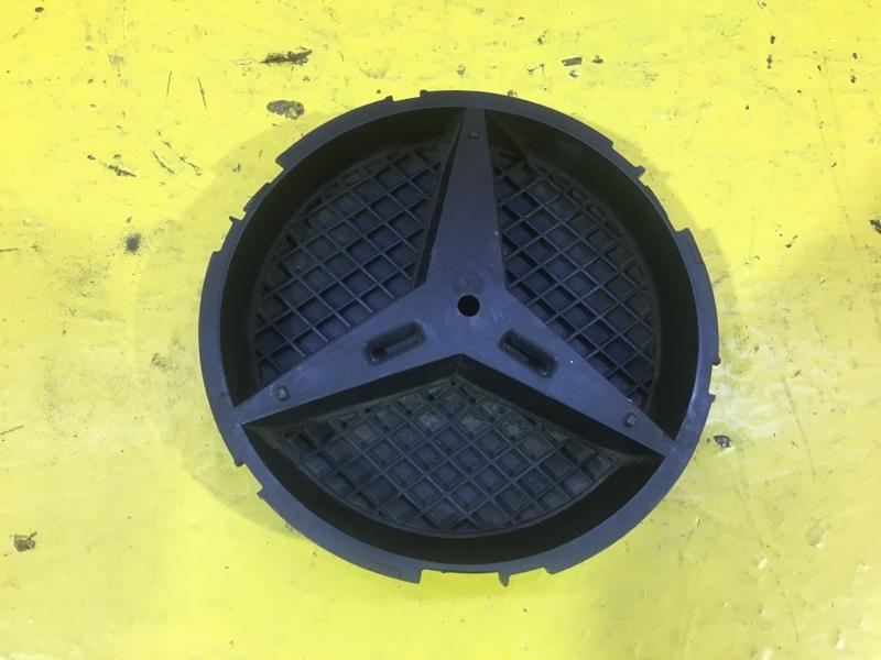 Эмблема Mercedes Ml W166 2011 передняя