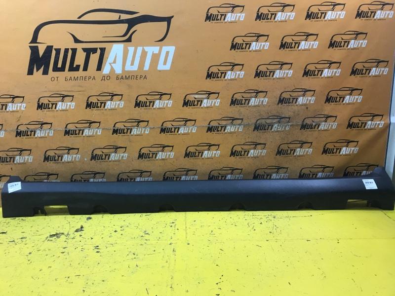 Накладка порога Mercedes Glc X253 2015 левая