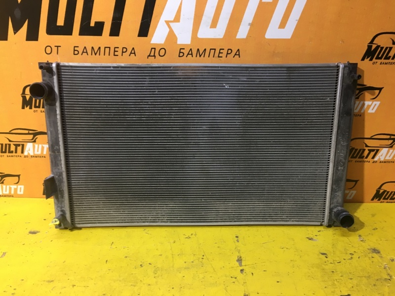 Радиатор основной Toyota Rav4 CA40 2013