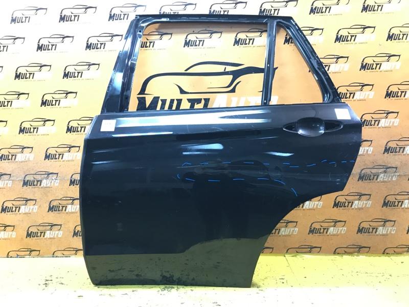 Дверь Bmw X5 F15 2013 задняя левая