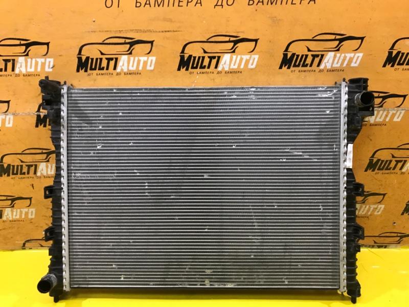 Радиатор основной Haval H6 1 2014
