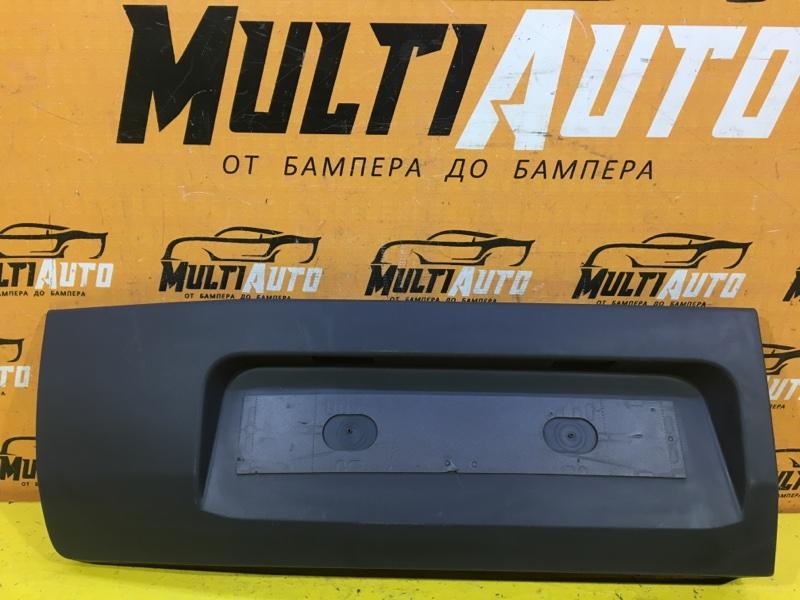 Накладка крышки багажника Ford Transit V363 2014 задняя