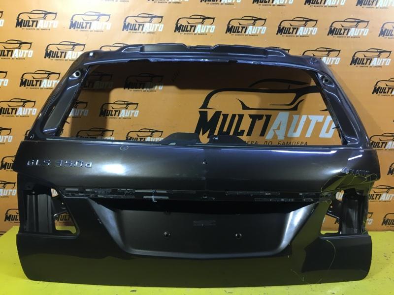 Крышка багажника Mercedes Gl X166 2015