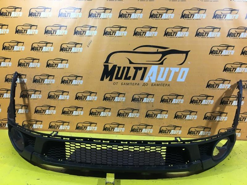 Юбка бампера Chevrolet Orlando 1 2010 передняя