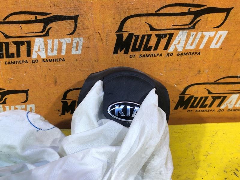 Подушка безопасности Kia Rio 4 2017