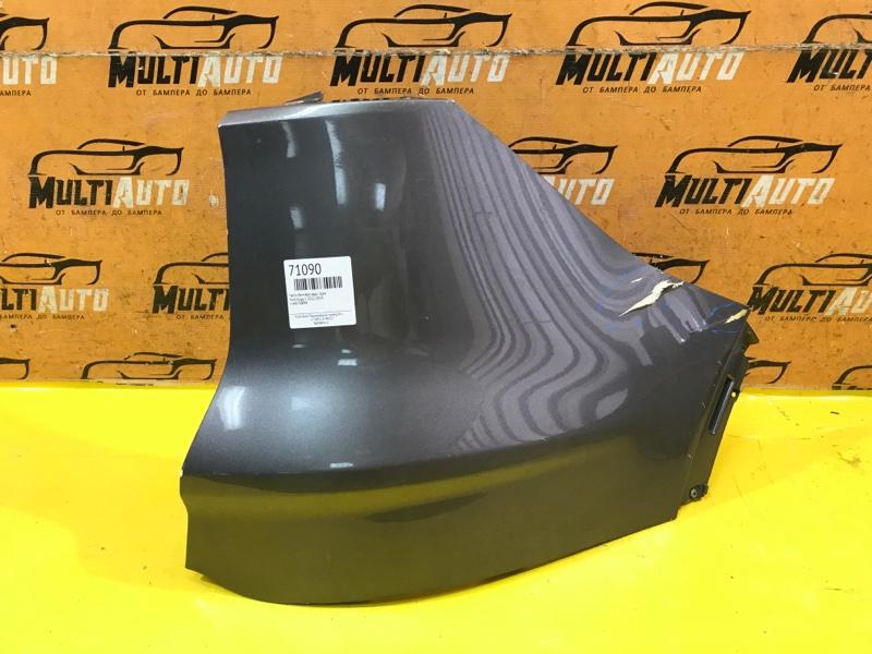 Часть бампера Ford Kuga 2 2012 задний правый