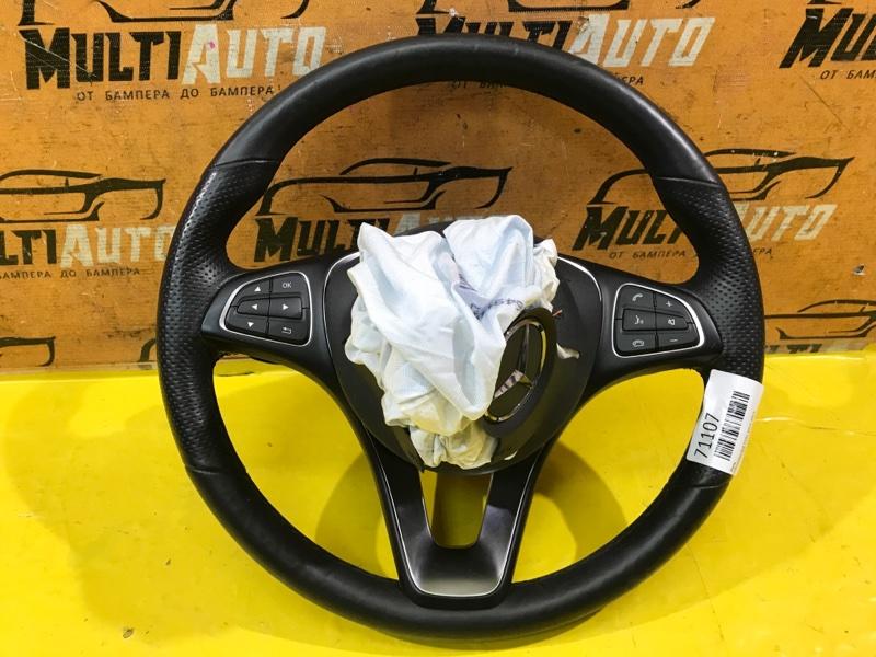 Руль Mercedes Gle C292 2015