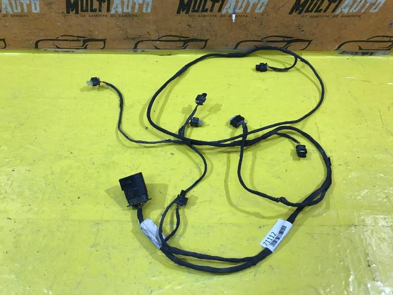 Проводка бампера Mercedes Ml W166 2011 передняя
