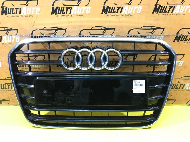 Решетка радиатора Audi A6 C7 2011