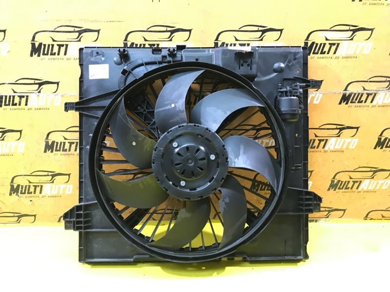 Диффузор радиатора Mercedes Ml W166 2011